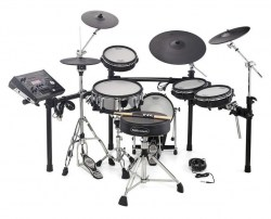 Roland TD-50K V-Drum Set Bundle 01